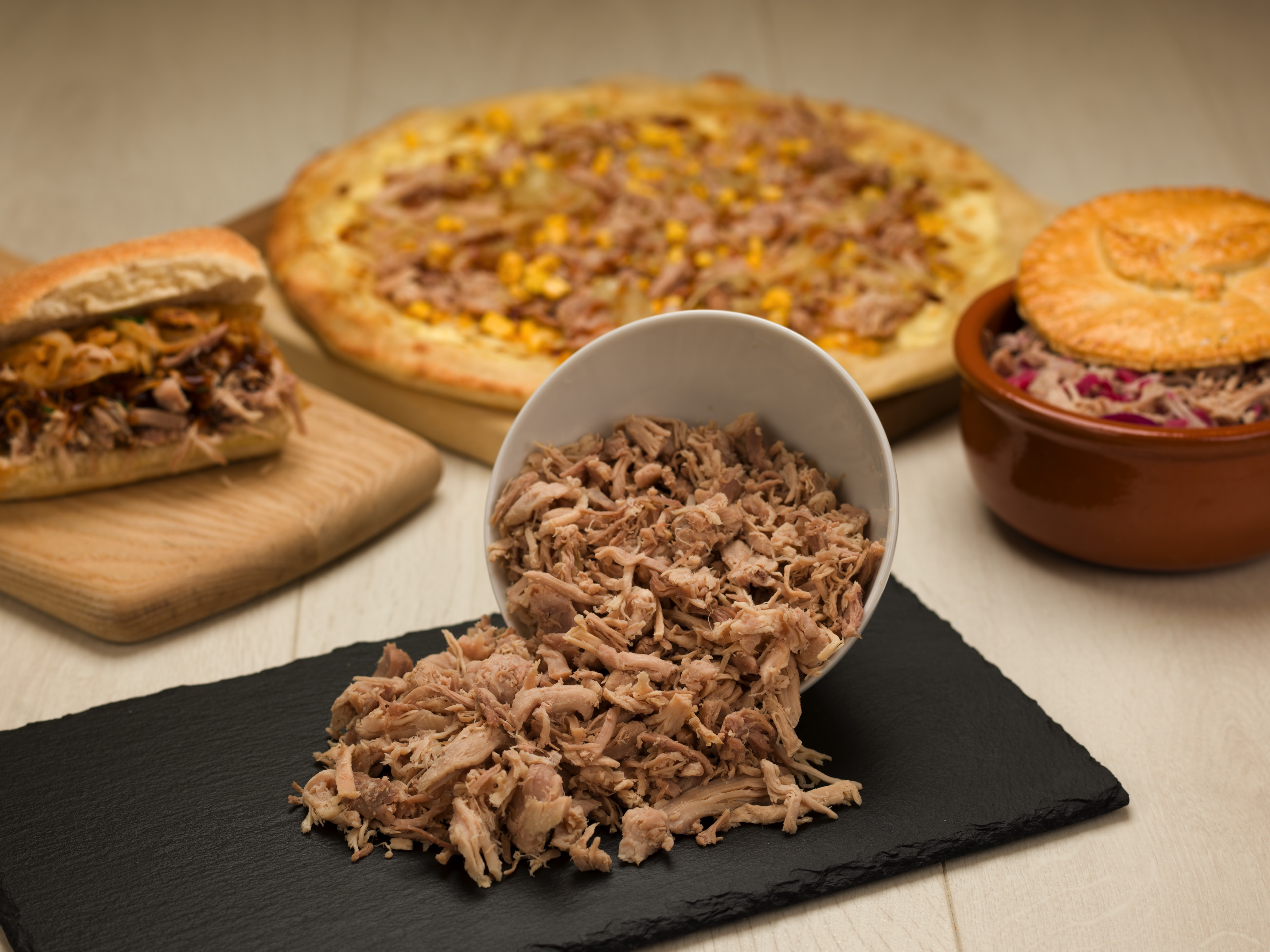5636 Slow Cooked Pulled Pork