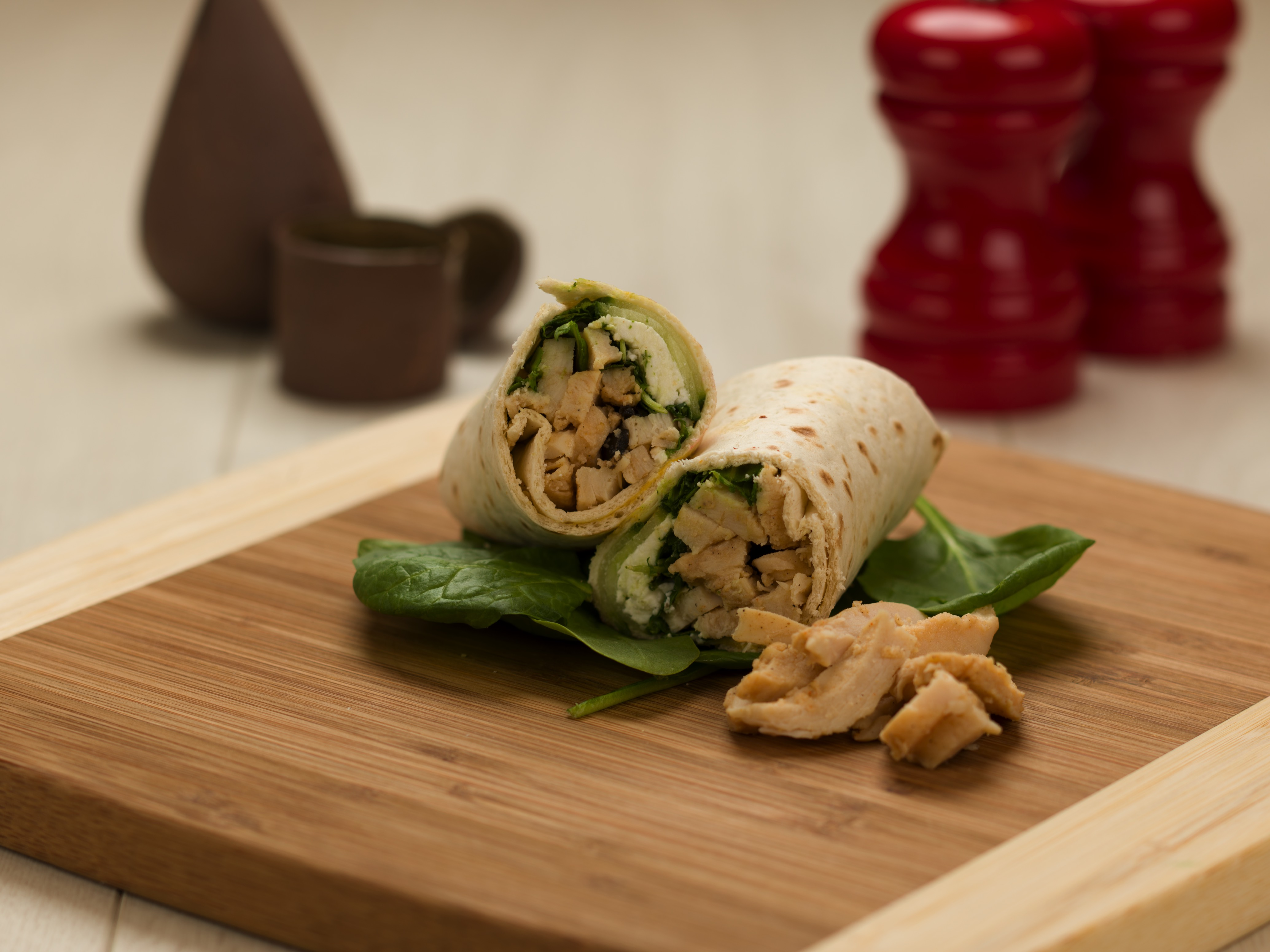 Chargrilled Chicken Wrap