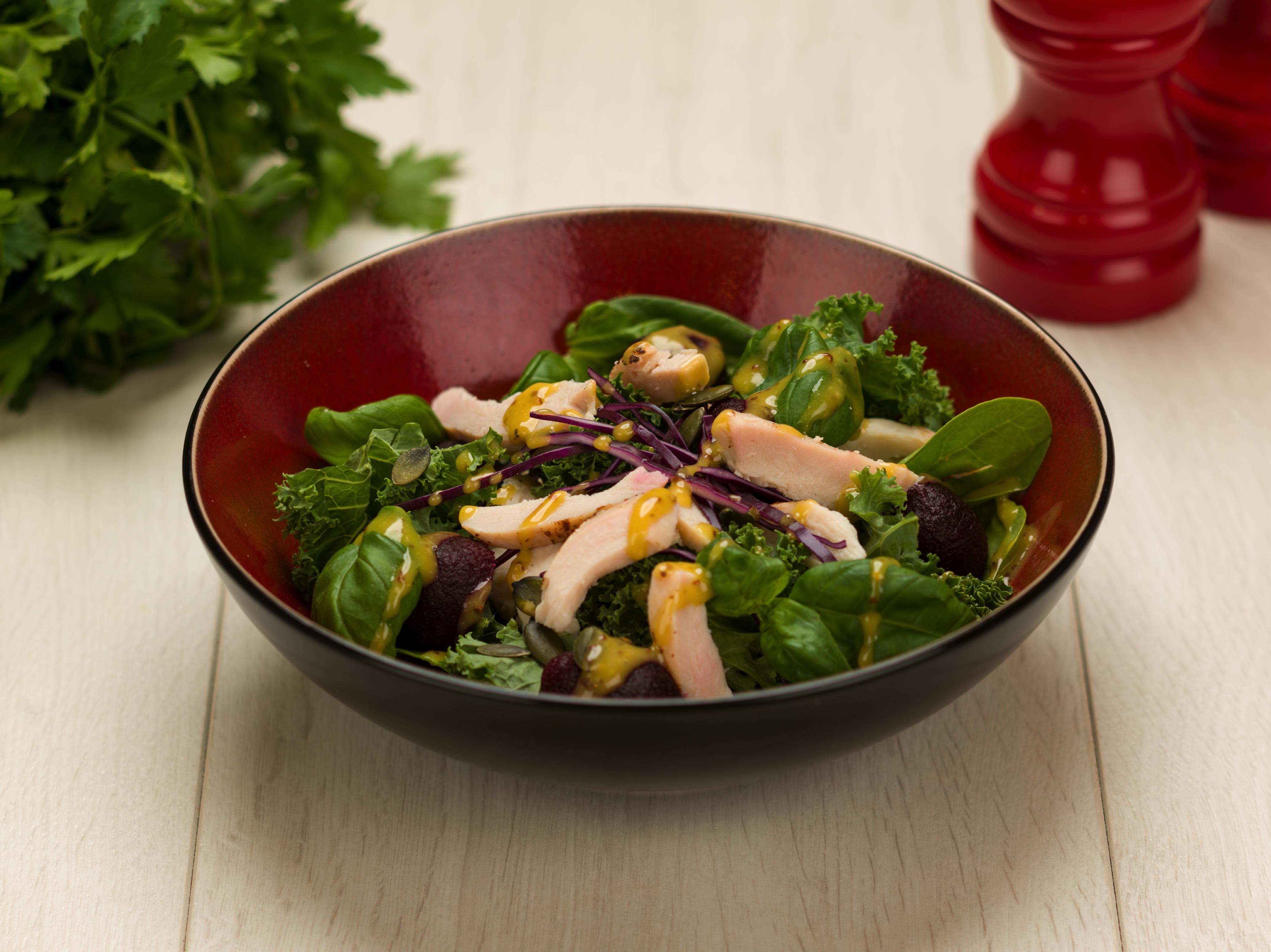 Roast Chicken Salad