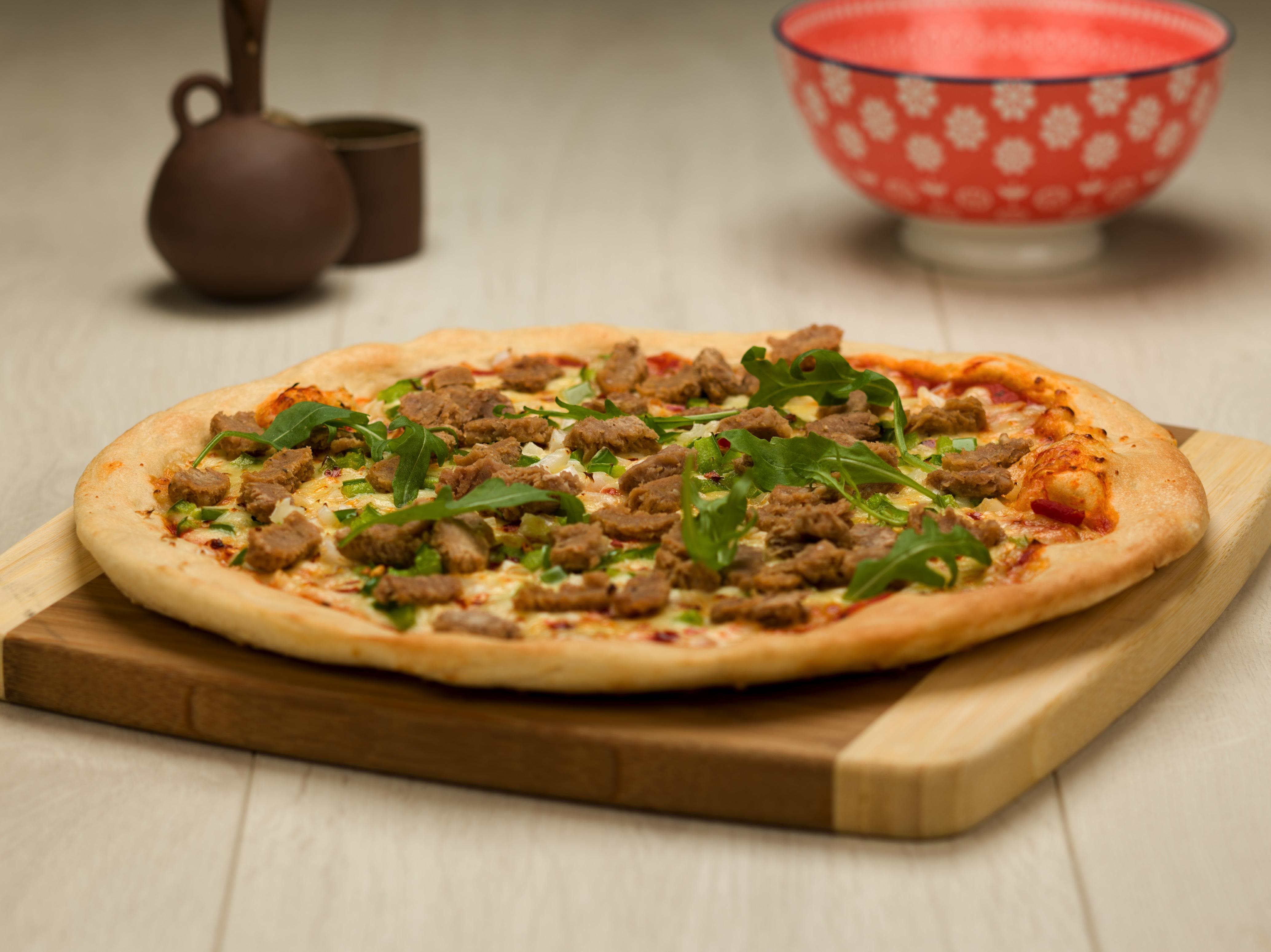 Tex Mex Chilli Beef Pizza
