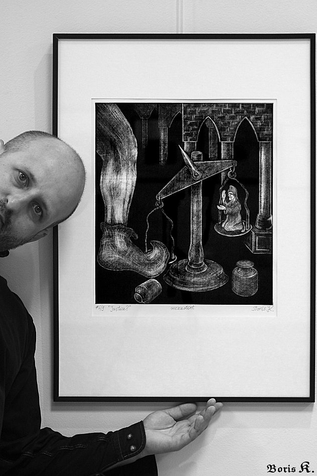 Photography, Drawing and Printmaking by Boris Kovachev