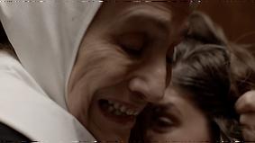 """Piera Degli Esposti e Maria Chiara Giannetta em """"I Santi Giorni"""" (em pós-produção), dir. Rafael Farina Issas   A Fúria Filmes produtora"""