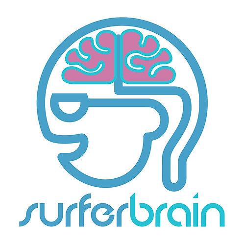 Surfer Brain T-shirt