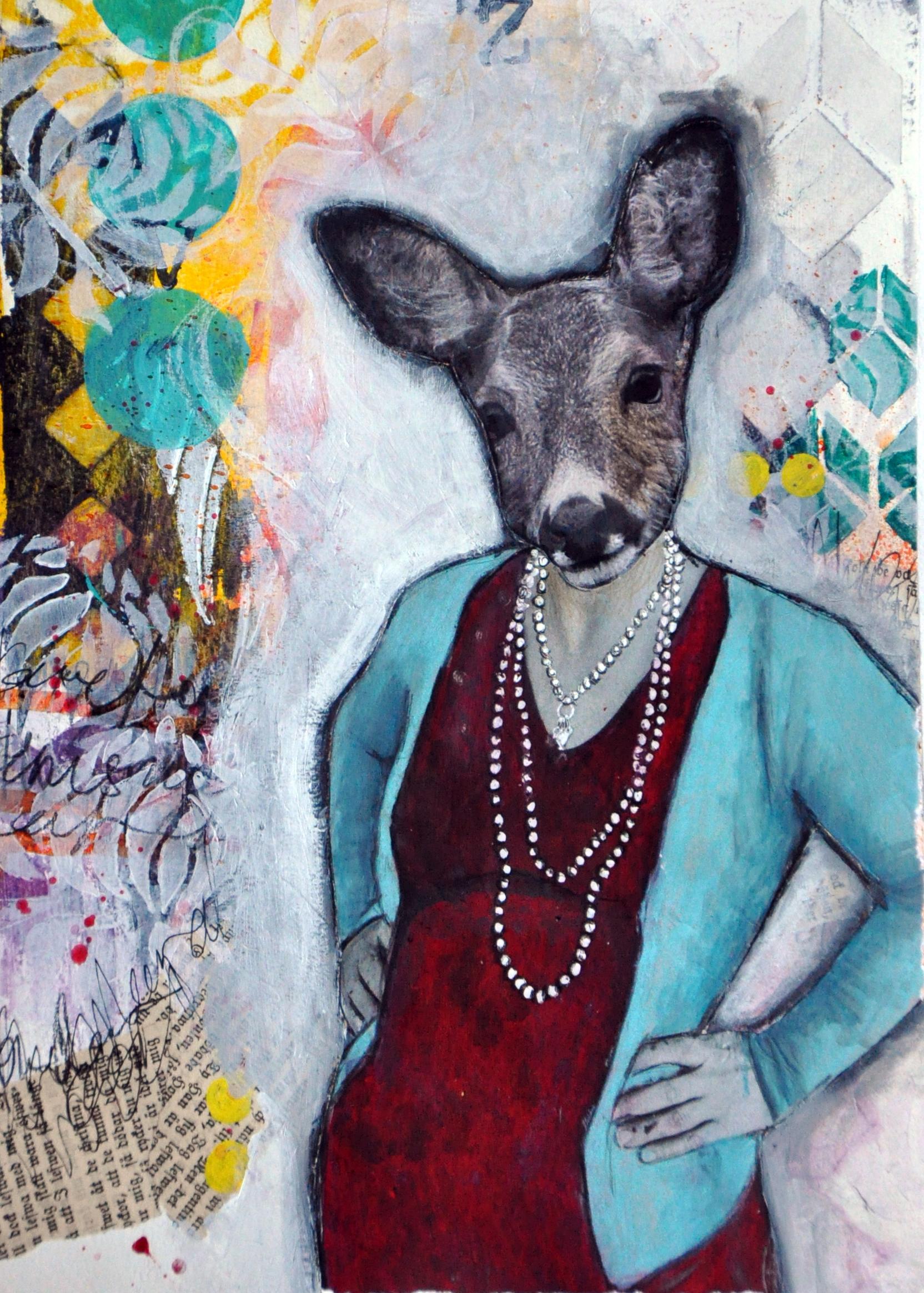 pearl deer