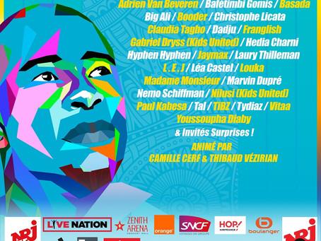 Une Nuit à Makala, le concert événement au Zénith de Lille !