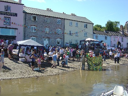 Dittisham Regatta