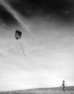 Kite-Flying, Photo: Andy Alcock