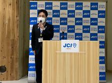 飯能市危機管理室・主幹 佐野誠治様から行政を中心とした防災の仕組みについて解説いただきました。