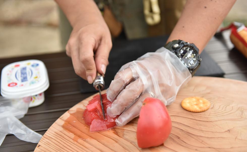 前菜の作り方