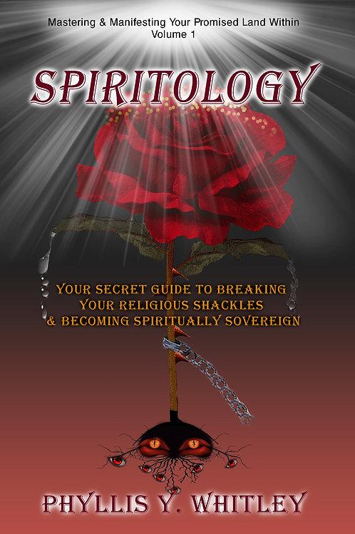 Spiritology (Autographed Copy)