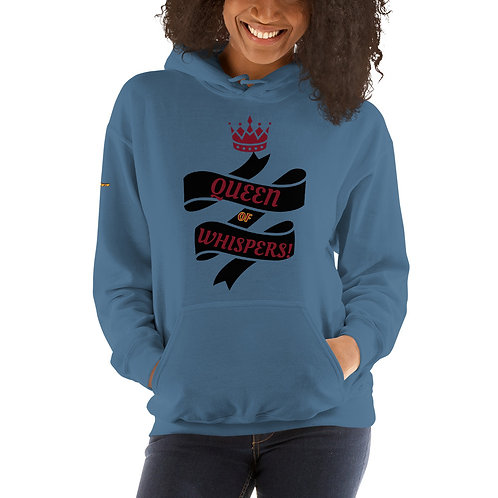 """Queen of Whispers"" Unisex Hoodie"