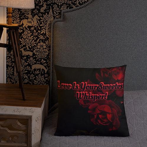 Customized Premium Pillow (Rugenia)