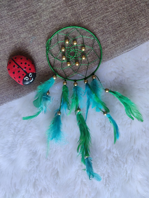 Dreamcatcher - Green Color (Small)
