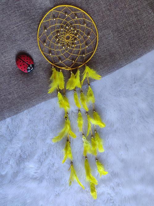 Dreamcatcher - Yellow Color