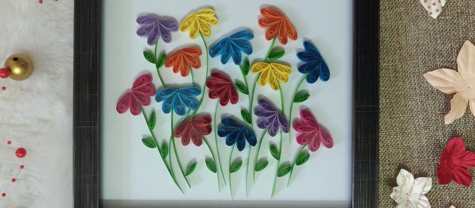 Paper Quilling - All about Basics
