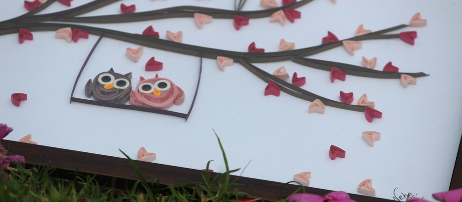 Paper Quilling Basics - Masteraclass