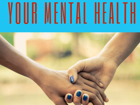 How to talk to someone about your mental health