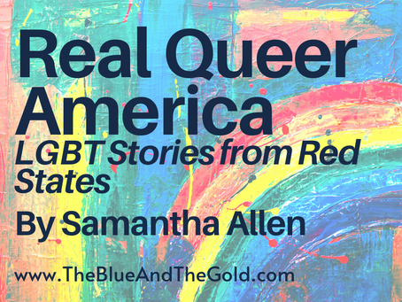 Listening to Different Voices/Media and Mental Health: Real Queer America by Samantha Allen