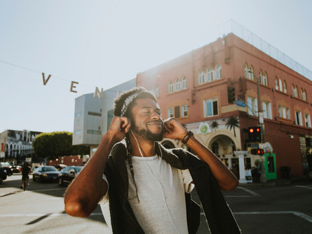 Feel Different Now: Creating a happy playlist
