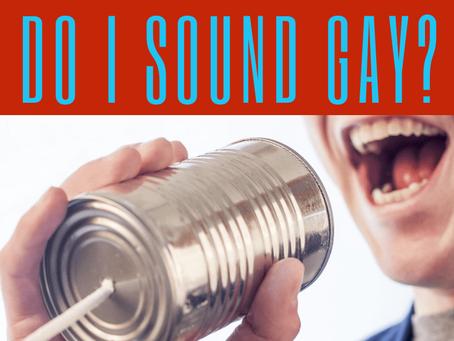 Media and Mental Health: Do I Sound Gay?