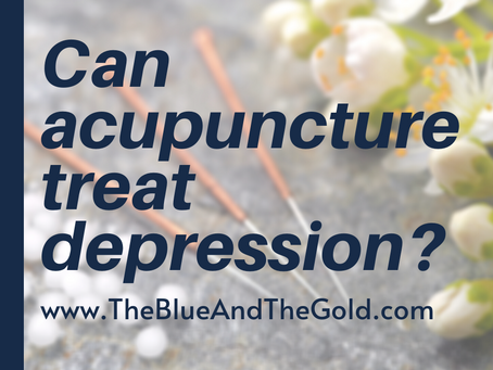 Can Acupuncture Treat Depression?