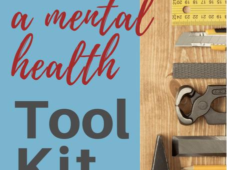Building a Mental Health Tool Kit