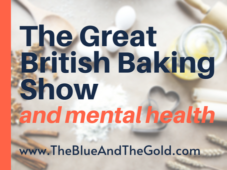 How The Great British Baking Show created a platform for mental health advocacy