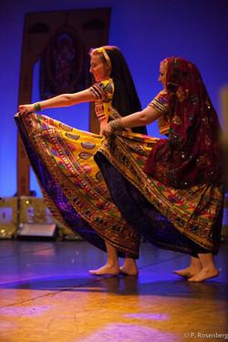 école de danse bollywood