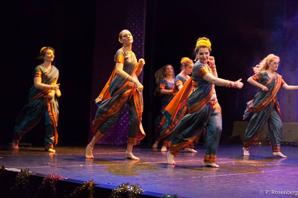 Bollywood danse Lavani
