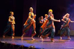 Bollywood danse Lavani