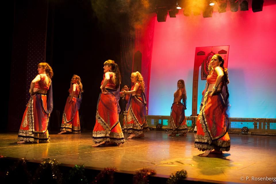 Bollywood dance school