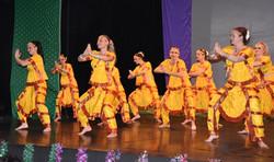 Danse Bharatnatayam