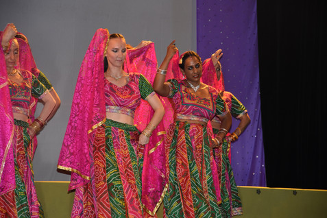 Danse Bollywood
