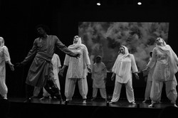l'école de danse indienne