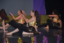 Danse moderne Bollywood