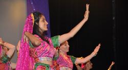 chanson et danse Bollywood