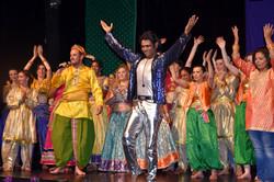 Bollywood King à Paris