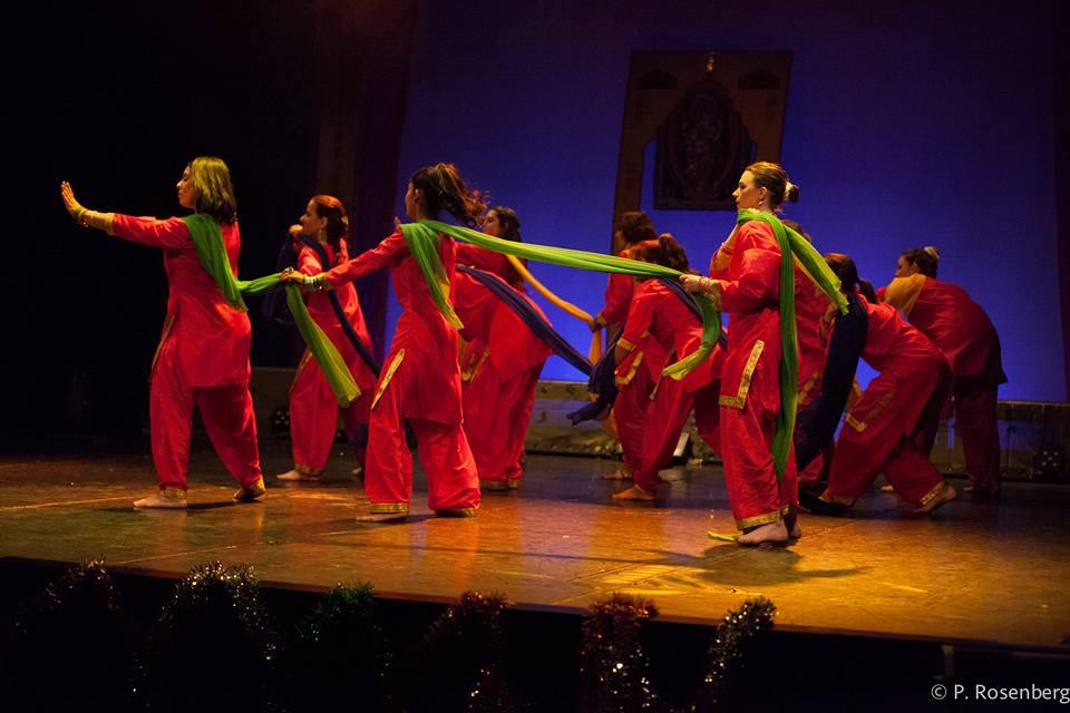 école de danse bhangra