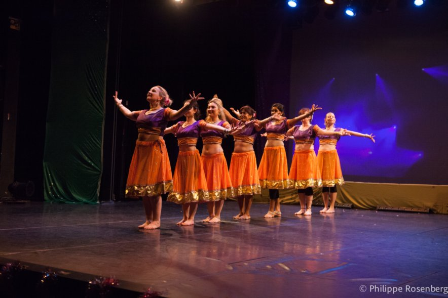 Cours de danse bollywood a paris
