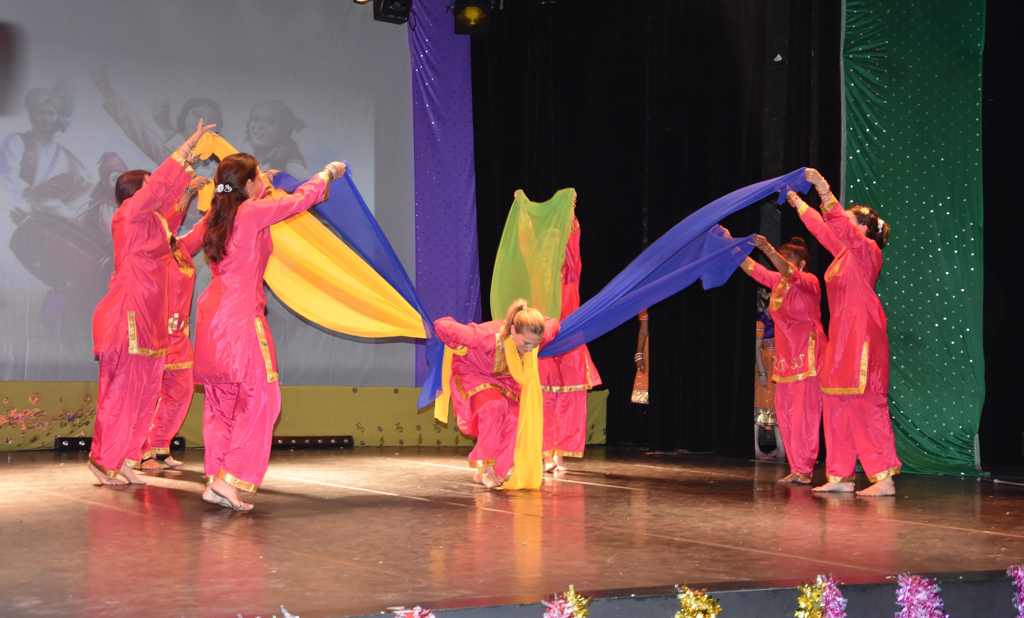 Cours de danse Bollywood