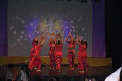 Bollywood Classical danse