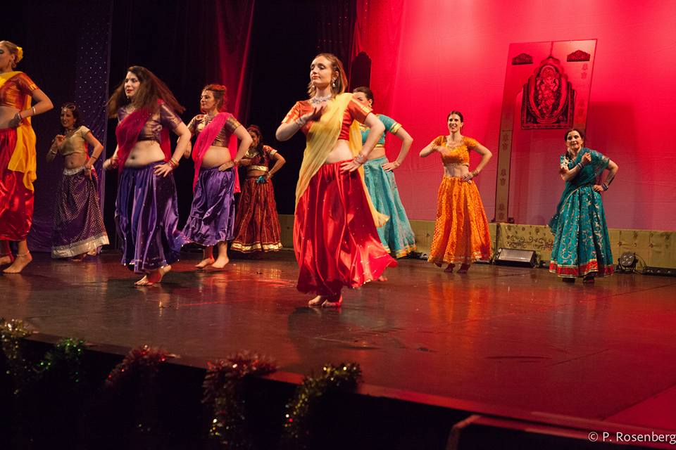 école de danse bollywood
