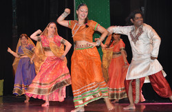 Chorégraphie Bollywood
