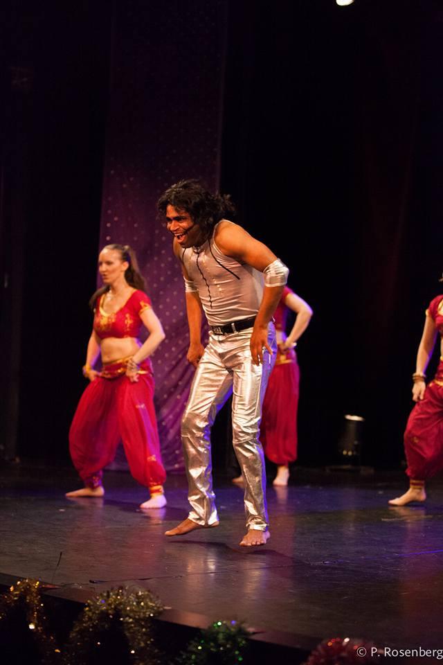 Bollywood fitness masti