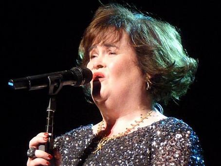 Há 10 anos, Susan Boyle encantou no Britain's Got Talent