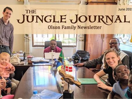 Jungle Journal - 10