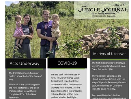 Jungle Journal - 13