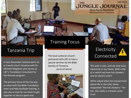 Jungle Journal - 16