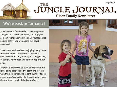 Jungle Journal - 18