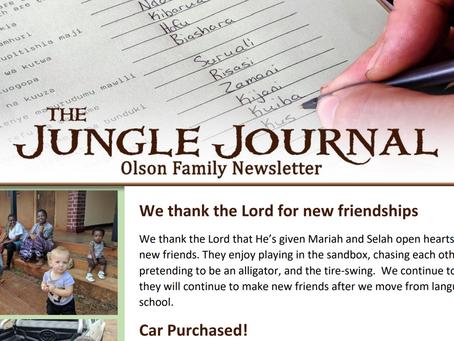 Jungle Journal - 11